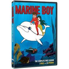 Marine Boy: The Complete First Season (DVD, 2013, 3-Disc Set)