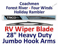 "Wiper Blade Coachmen, Damon, Forest River, Four Winds, Holiday Rambler 28"" 67284"