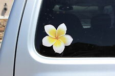 Flower Car Sticker Yellow White Cute Decal Colored Spring Light Sun Grace Love