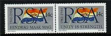 South Africa 1986 Anniversary of Republic SG 598/9 MNH
