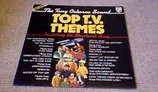 TONY OSBORNE Top TV Themes 1st UK LP 1976 Hawaii 5-0 Star Trek Crossroads FUNK