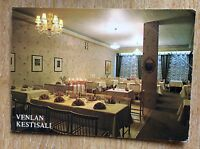 U1-3 postcard used finland venlan kestisali hotel