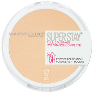 Maybelline Super Stay Full Coverage Powder Foundation Matte Natural Beige