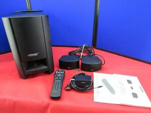 Bose CineMate GS Series II Digital Home Theater System Complete w/ Remote