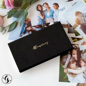 Personalized USB Flash Drive & Box Keepsake Wedding Gifts Photo Album Storage