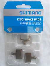 Shimano Road Disc Brake Pads Resin K02S Dura Ace Ultegra 9170 RS505 RS805 RS405