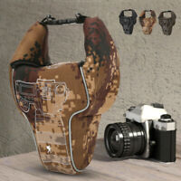 Outdoor Nylon Waterproof Anti Collision Bag Fit for DSLR Telephoto Lens Camera
