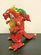 2006 Happy Kid Toy Light Up Sounds Walking Robot Dinosaur Dragon 22cm