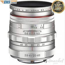PENTAX limited standard zoom lens HD PENTAX-DA20-40mm F2.8-4ED DC WR 23010 JAPAN