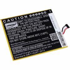 Battery for Tablet Amazon SQ46CW 3,7V 3500mAh/12,9Wh Li-Polymer