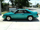 1992 Ford Mustang  1992 mustang hatchback