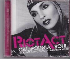Riotact-California Soul cd maxi single 7 tracks