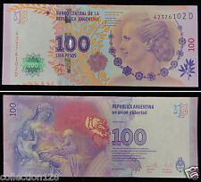 ARGENTINA Commemorative 100 Pesos 2012, the 60th Anniversary of Evita's Death