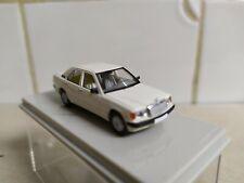 Mercedes-Benz 190 ,  Brekina-Starmada ref.  13200 ,  escala 1/87
