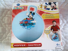Disney Junior Mickey Mouse Clubhouse Hopper Bouncing Ball Hedstrom Nib New Toy