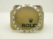 100% Genuine ROLEX 18k White Gold Daytona Bezel 116509 ~ Rare & Authentic
