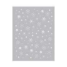 """Hero Arts Fancy Die """"Snowflake Confetti"""" Background Die"""