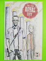 IMAGE COMICS ROYAL CITY #1 MARCH 2017 1ST PRINT NM
