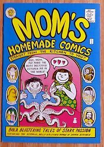 Mom's Homemade Comics #1 2nd print, 1969, Denis Kitchen