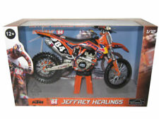 2013 RED BULL KTM 250 SX-F JEFFREY HEALINGS #84 1/12 MOTORCYCLE AUTOMAXX 604600