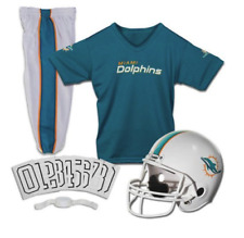 YOUTH SMALL Miami Dolphins NFL UNIFORM SET Kids Game Day Jersey Costume Age 4-6
