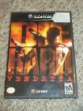 Die Hard: Vendetta (Nintendo GameCube, 2002) Complete