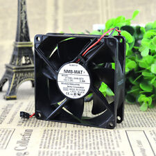 NMB 3110KL-04W-B70, F05 DC 12V 0.38A 2-wire 60mm, 80x80x25mm Server Square fan