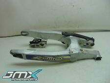 2001 Yamaha YZ 250 Swingarm, Frame, Chassis, Rear Suspension, J66