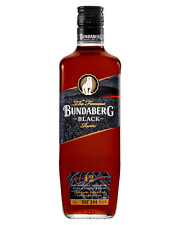 Bundaberg Black 12 Year Old Rum 40% 700mL FAST DELIVERY & FREE SHIPPING