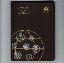 World Coin Collection Album Folder Storage Book Money Holder 142 Pockets