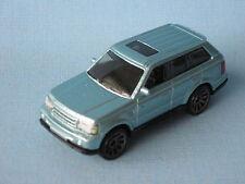 Matchbox Range Rover Sport Metallic Light Blue in BP Toy Model Car 75mm