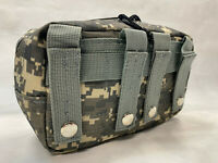 Tactical Shoulder Bag 2.0 MOLLE Tech 30 inches Long black ARNIS AUTHORITY