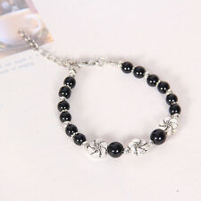HOT Free shipping New Tibet silver multicolor jade turquoise bead bracelet S115B
