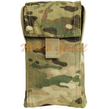 MOLLE 25 Round Shell Shotgun Reload Magazine Pouch Ammo Carrier Case - Multicam