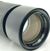 [EXT+++] Mamiya  Sekor C 210mm f4 N for M645 645 1000S Super Pro TL from Japan