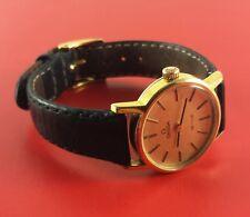 """Vintage Swiss Omega """"De Ville"""" Ladies Wrist Watch Model 625 17 Jewels"""