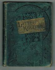 NELLIE HELLIS Little King Davie - 13th edition circa 1880