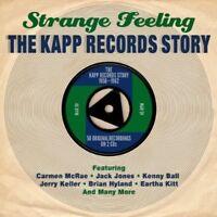 Various Artists - Strange Feeling: Kapp Records Story / Various [New CD] UK - Im
