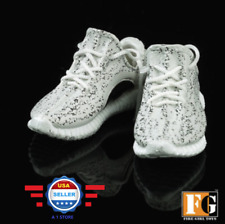 1/6 SCALE Adidas Running Sneakers shoes B HOLLOW for 12'' FEMALE figure body