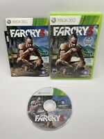 Far Cry 3 (Microsoft Xbox 360, 2012) Complete, Tested