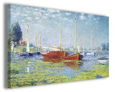 Quadro moderno Claude Monet vol XV stampa su tela canvas pittori famosi