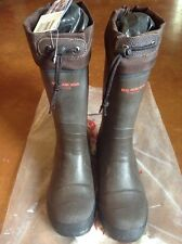 New Pro-Line Men's Rubber Pac Boots, waterproof and insulated, Size 7 (PL-100)
