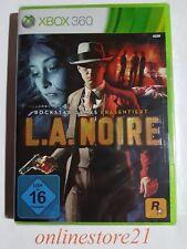 L.A. Noire Xbox 360 NEU