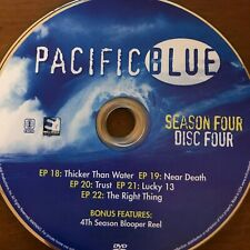PACIFIC BLUE SEASON 4(DVD) REPLACEMENT DISC #4