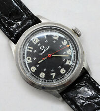 Omega Military Dial  Manual Wind Watch Ref: 2179/4 Cal. 30T2SC
