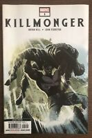 Killmonger #1 2nd printing Variant Marvel Comic Second Print Black Panther