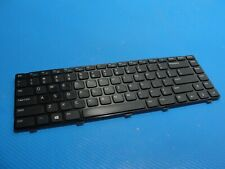 "New listing Dell Inspiron 14R 5421 14"" Genuine Us Keyboard 9Z.N8Vsw.001 6H10H"