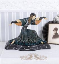 Art Deco Figur Frauenskulptur orientalische Tänzerin Thais nach Chiparus
