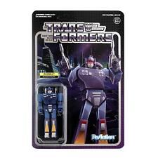 Transformers Rumble Decepticons 3 3/4 Inch ReAction Wave 2 Figur Super7