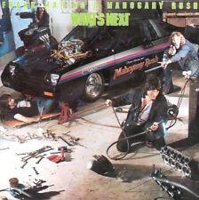 """Frank Marino & Mahogany Rush: """"What's next"""" (CD)"""